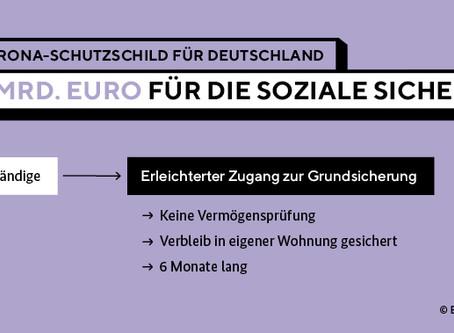 ドイツの「コロナ保護シールド」