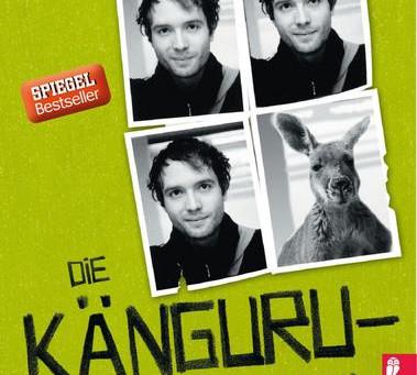 【書籍紹介】Marc-Uwe Kling - Die Känguru Chroniken