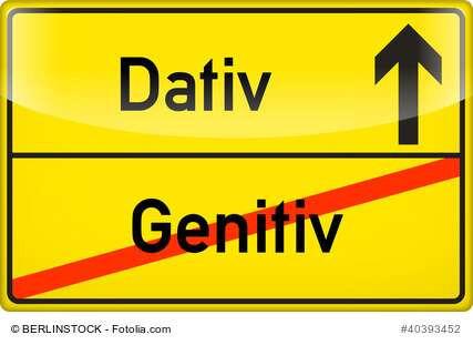 絶滅危惧種の格、Genitiv 動詞編(1)