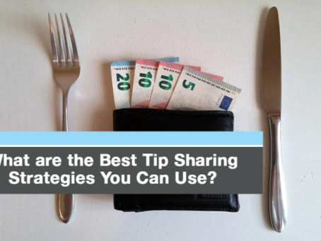 Thoughts on Tip Sharing Policy