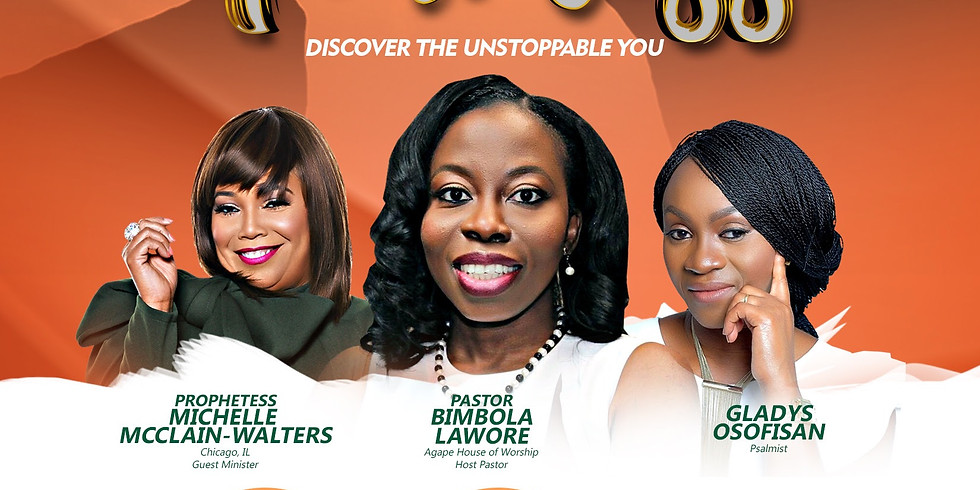 2019 Women of Purpose FEARLESS Conference