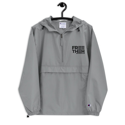 Limited Edition FREETHEM Champion Packable Jacket