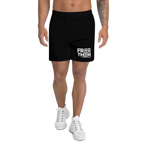 FreeTHEM Men's Athletic Long Shorts