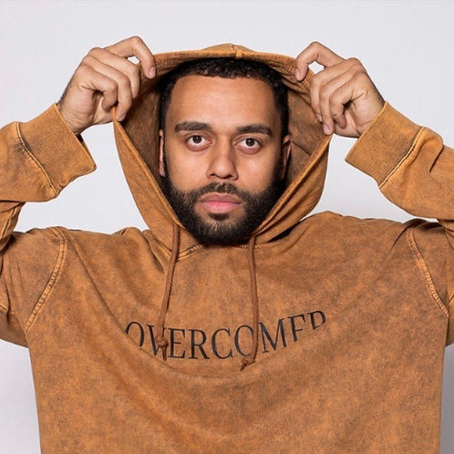 Limited Edition- OVERCOMER HOODIE