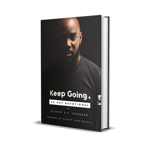 Keep Going 30 Day Devotional