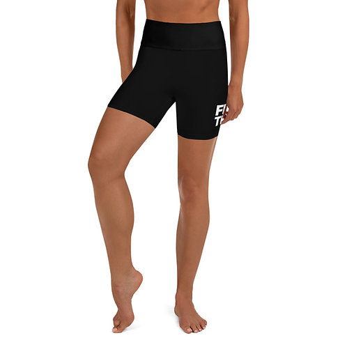FreeTHEM Yoga Shorts
