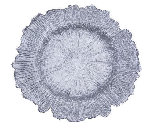 SILVER FLARE (Glass) #CR2