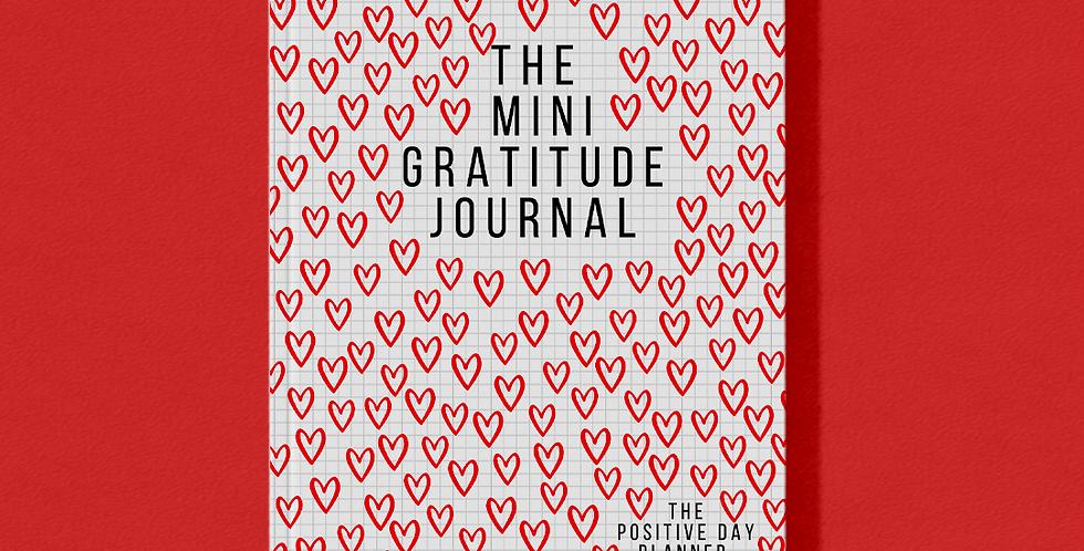 The Mini Gratitude 30-Day Journal