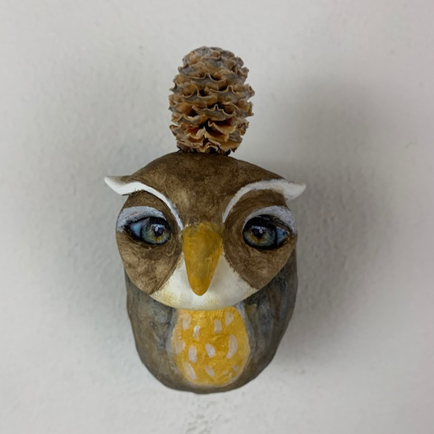 WOODLAND OWL