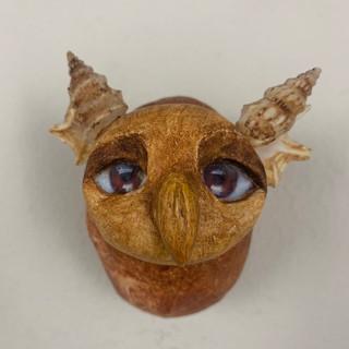 WOODLAND OWL - SOLD