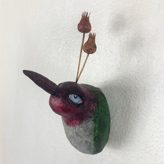 ANNA'S HUMMINGBIRD - SOLD