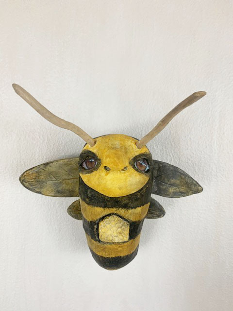 BEE RELIQUARY 2 - SOLD