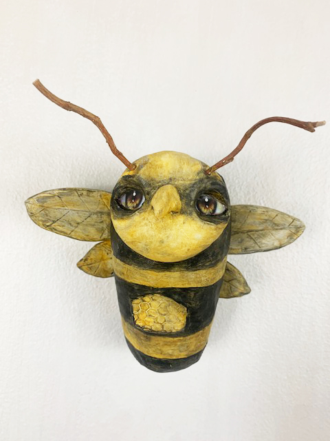 BEE RELIQUARY 1 - SOLD