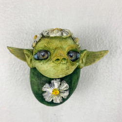 GREEN FLOWER FAERIE