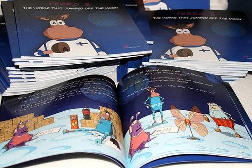Bundle No.3: The Book, Cap and Bumper Sticker