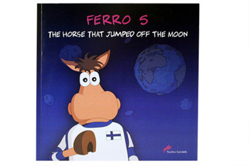 Ferro S - The horse that jumped of the moon (book)