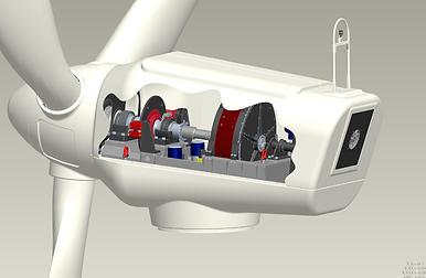 wind turbine bearings