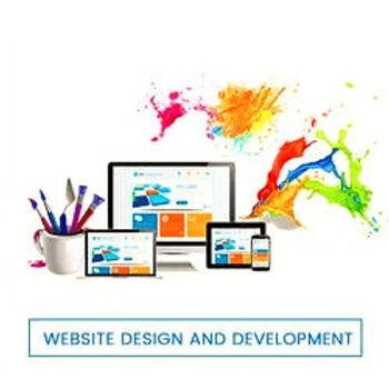 website design and development services seo