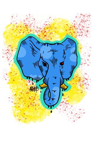 OviArt Elephant