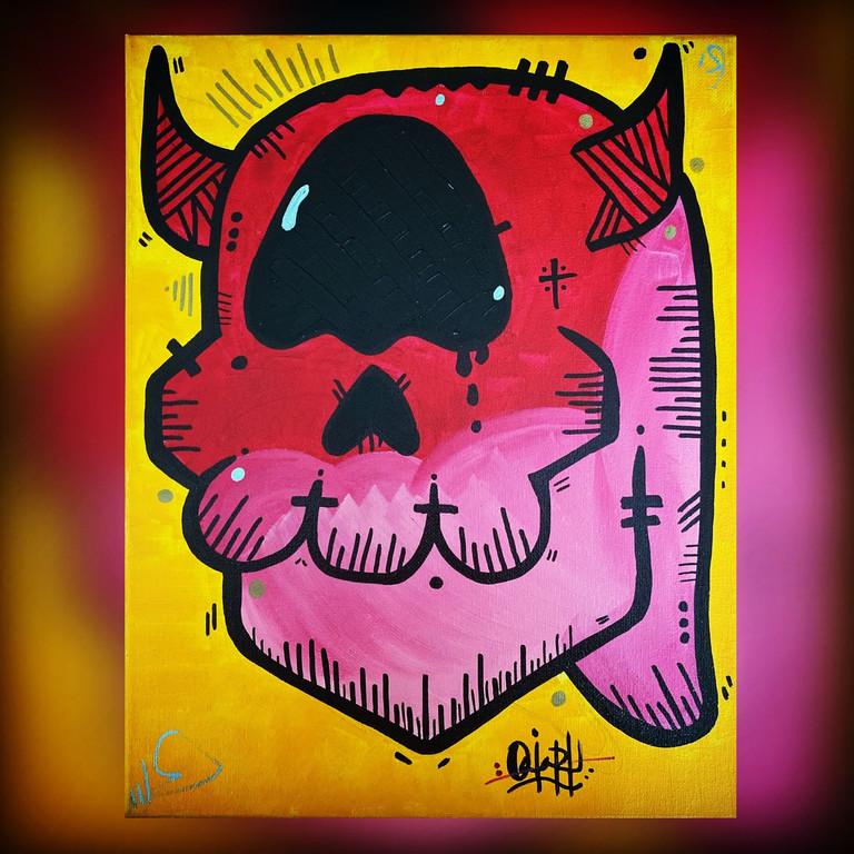 OviArt Happy Devil