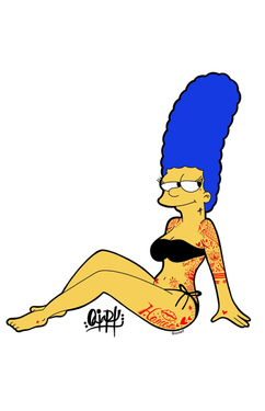 OviArt Alluring Marge