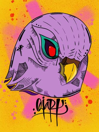 OviArt Bird