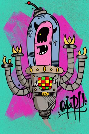 OviArt Alien