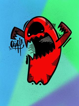 OviArt Monster 2