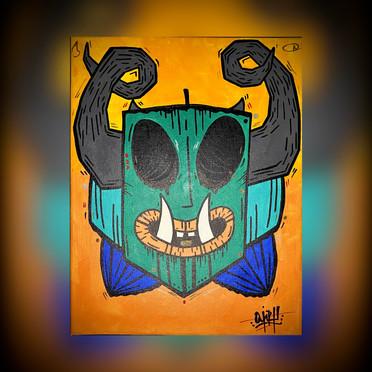 OviArt mask