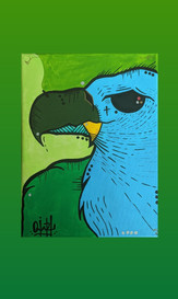 OviArt Vulture Commission