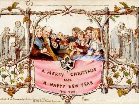 Les Cartes de Noel / I biglietti di Natale