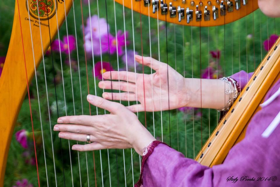 Anima Keltia Harp Hand