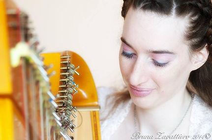 Anima Keltia Celtic Medieval Music Harpist