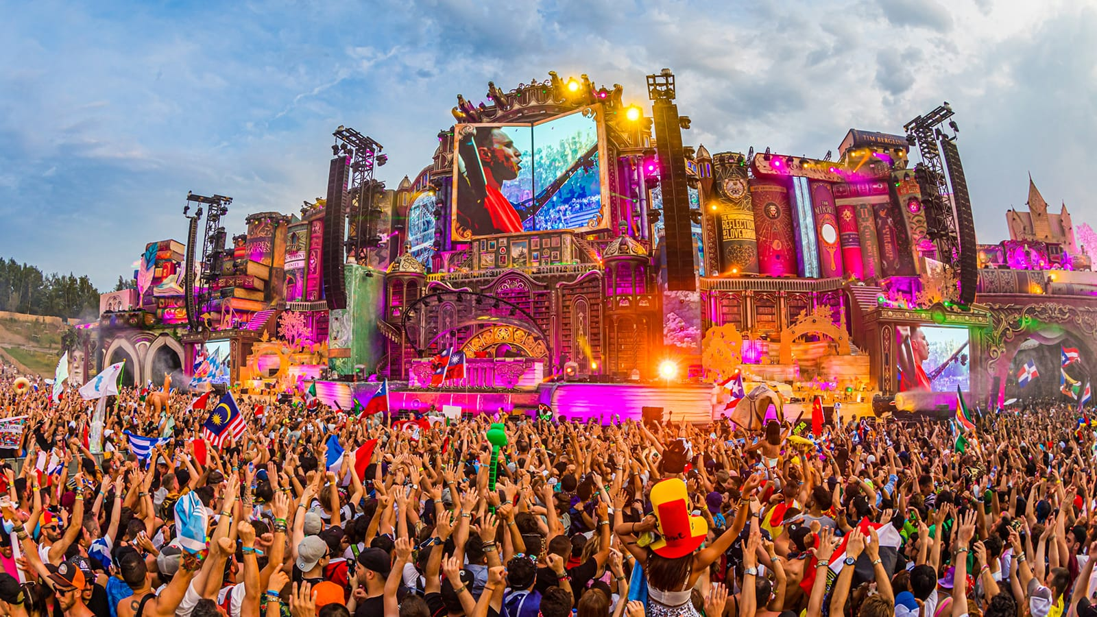tomorow land