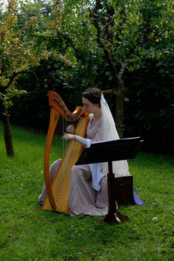 Anima Keltia Harp concert