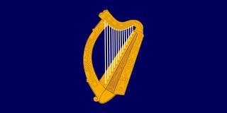 L'arpa simbolo dell'Irlanda / La harpe symbole de l'Irlande