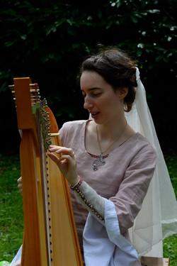Anima Keltia Lever Harp