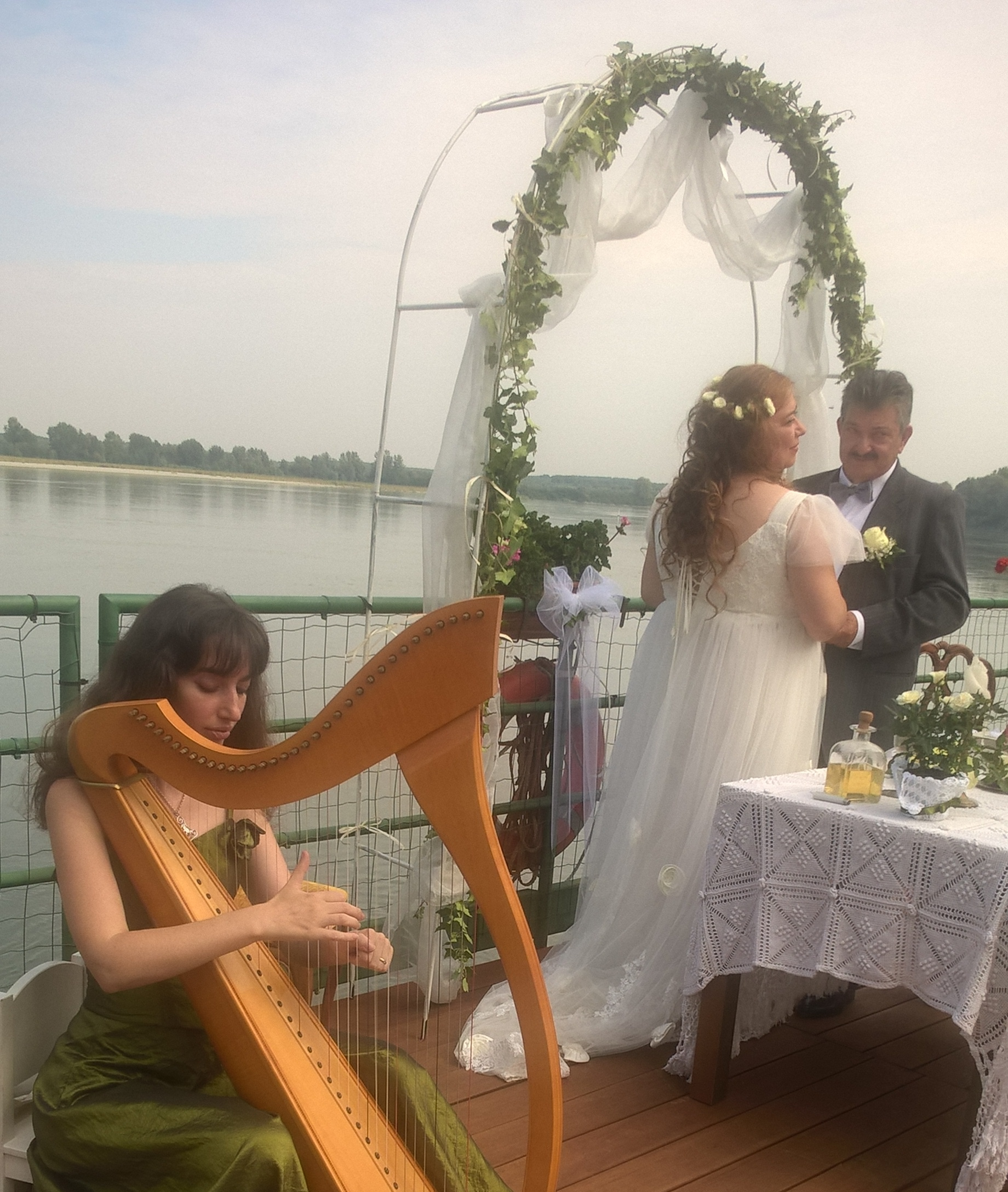 Matrimonio sul Po