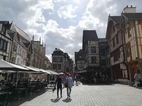 Troyes une ville médiévale