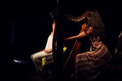 harp and fairytale yourte Baden