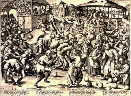 La festa dei folli - la fete des fous!