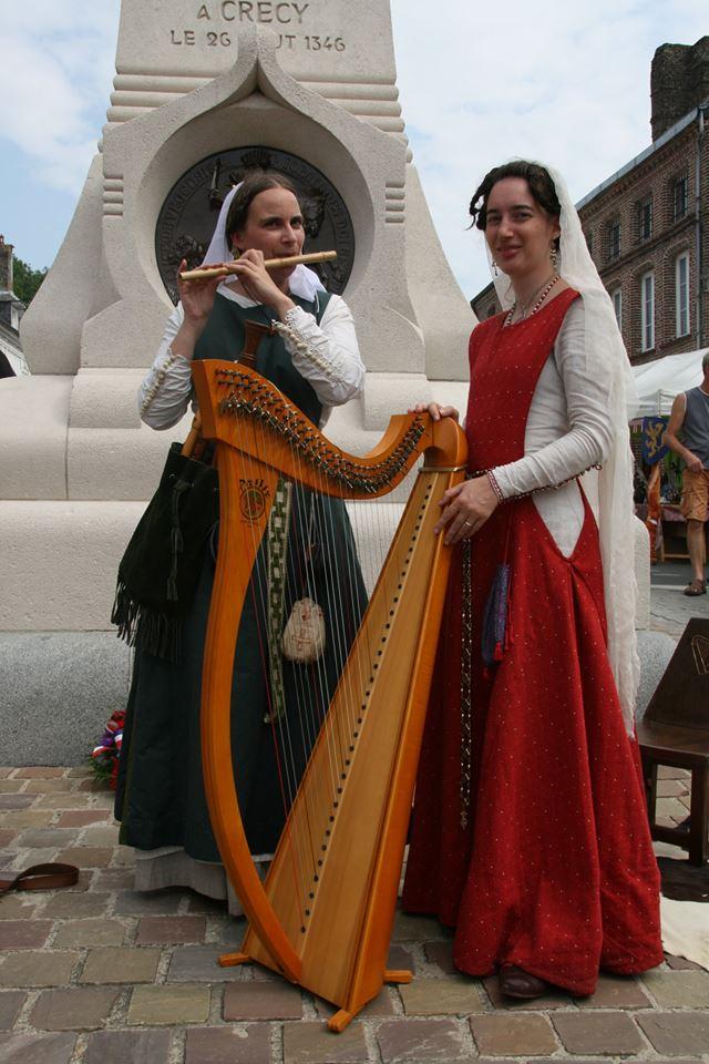 Amelie et Mélanie