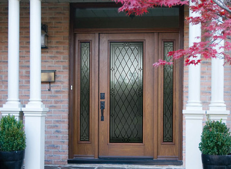 An Entry Door for Every Home!