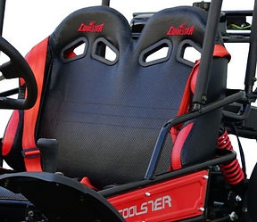 Coolster Go-Kart 125B accessories