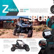 2020 ZForce Features