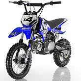 DB-X4 Blue 110cc