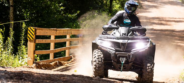 ATVs v.s. Side x Sides CF Moto