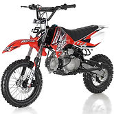 DB-X5 Red 125cc