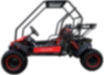 Coolster Go-Kart 125B accessories