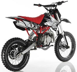 125cc Apollo Dirt Bike Sacramento ATV Wholesale Outlet